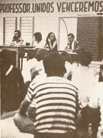 Assembléia do Movimento Docente na UFSC